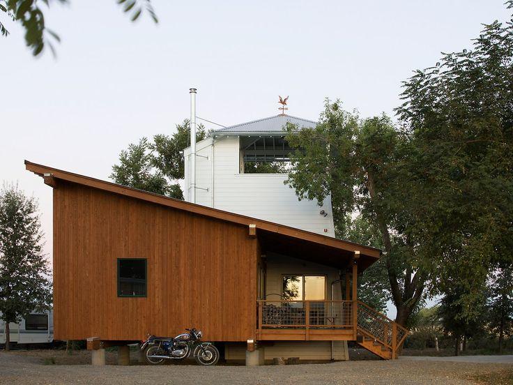 dd0f62585f7402204e69f170ab901e82 Yolo County Cabin, Butler Armsden Architects doma