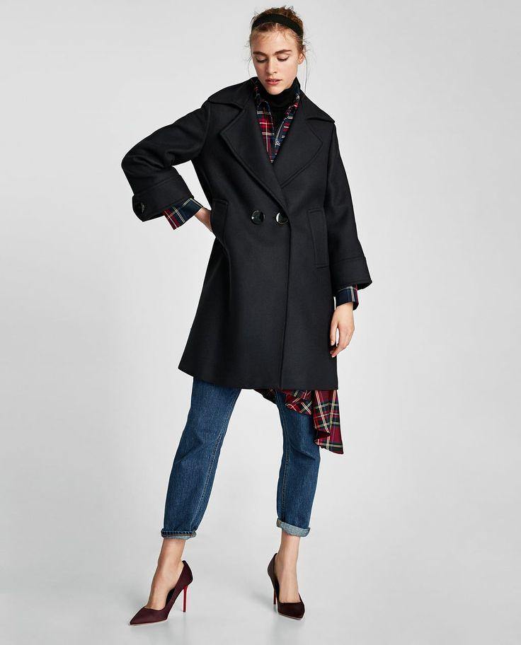 Obrázok 1 z PREKRÍŽENÝ KABÁT od spoločnosti Zara