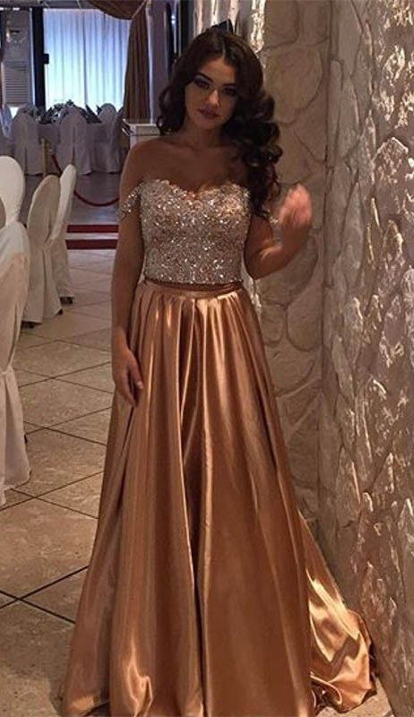 Best 25  Gold prom dresses ideas on Pinterest | Fancy dress party ...