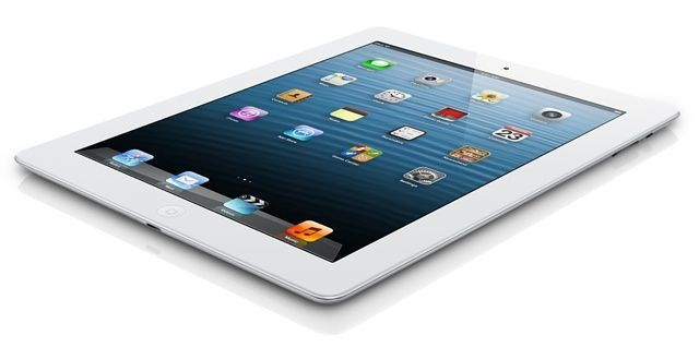 iPad 4 Giveaway - enter DAILY - ends 8/15!!