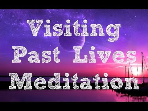 Past Life Regression Hypnosis Video - YouTube