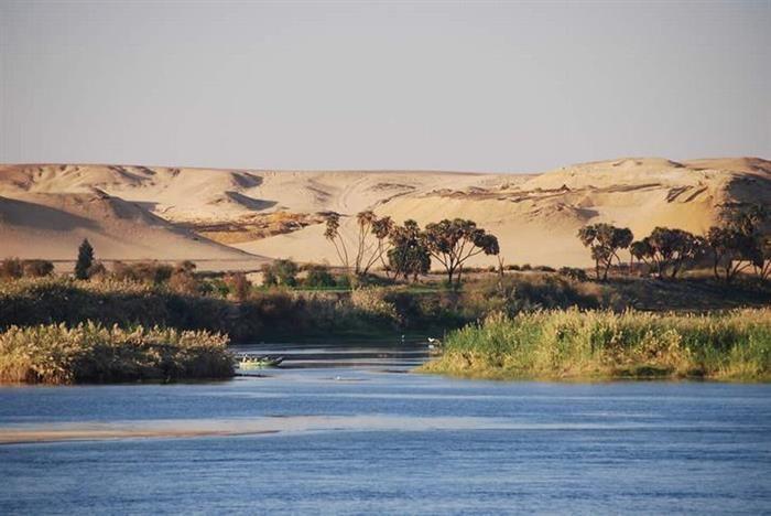 Rio Nilo, África