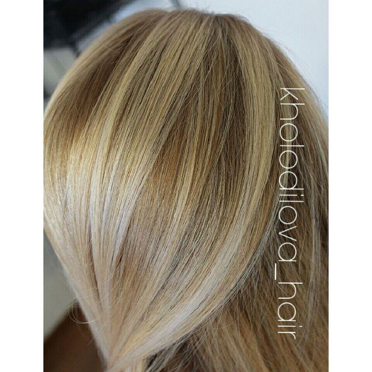#hair #beauty #balayage #blond #blondhair #haircolor #mywork