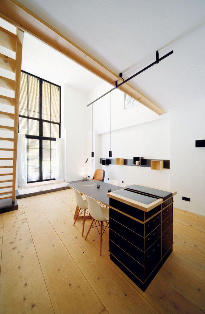Guesthouse berge | Nils Holger Moormann | Hohe Kammer