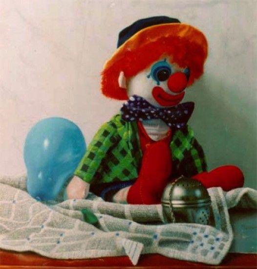 Herman Tulp | OIL | Send in the clown