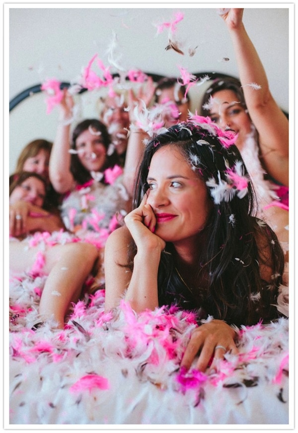 Um, just about the most fun bachelorette party ever!