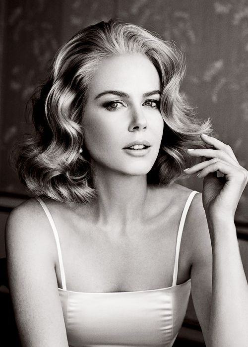 Nicole Kidman for Vanity Fair, December 2013. Photographed by Patrick Demarchelier.