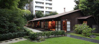 旧井上房一郎邸 Former Fusaichiro Inoue Residence アントニン レーモンド Antonin Raymond 高崎市 群馬県 Takasaki Gunma