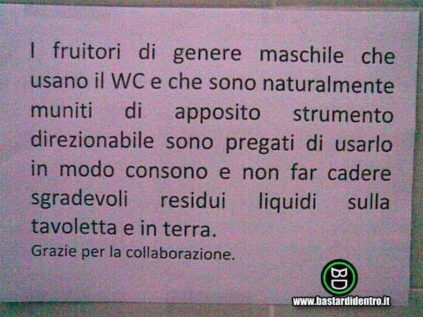 Ancora Cartelli, Funny Signs, Cartelli Curiosi, Altre Amenita, Signs ...