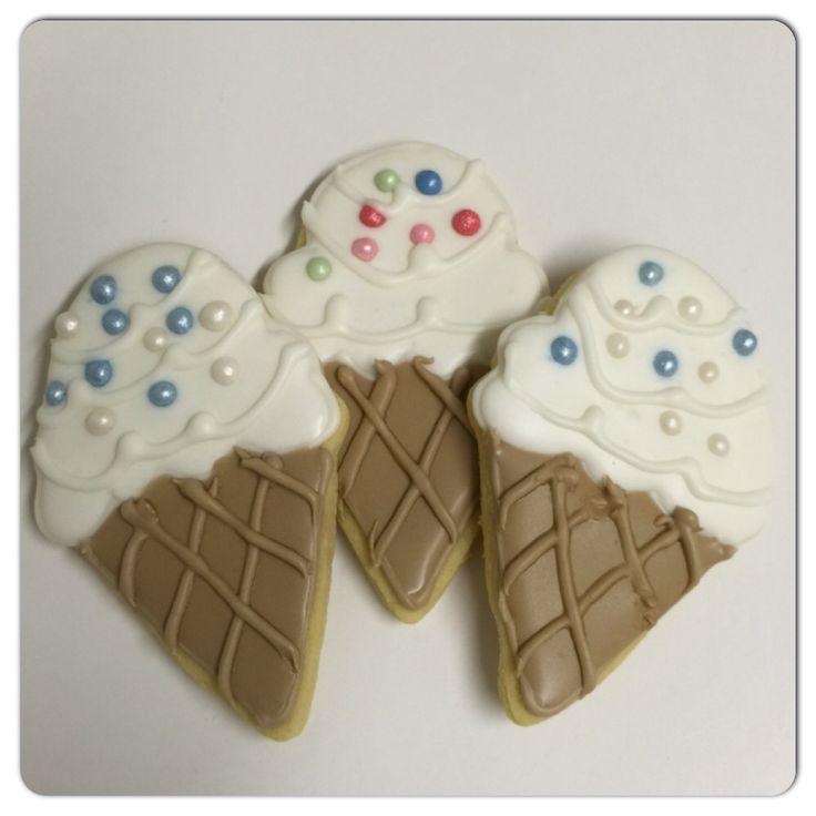Cookie iskrem icecream