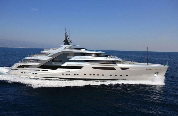Design Innovation | Benetti Yachts