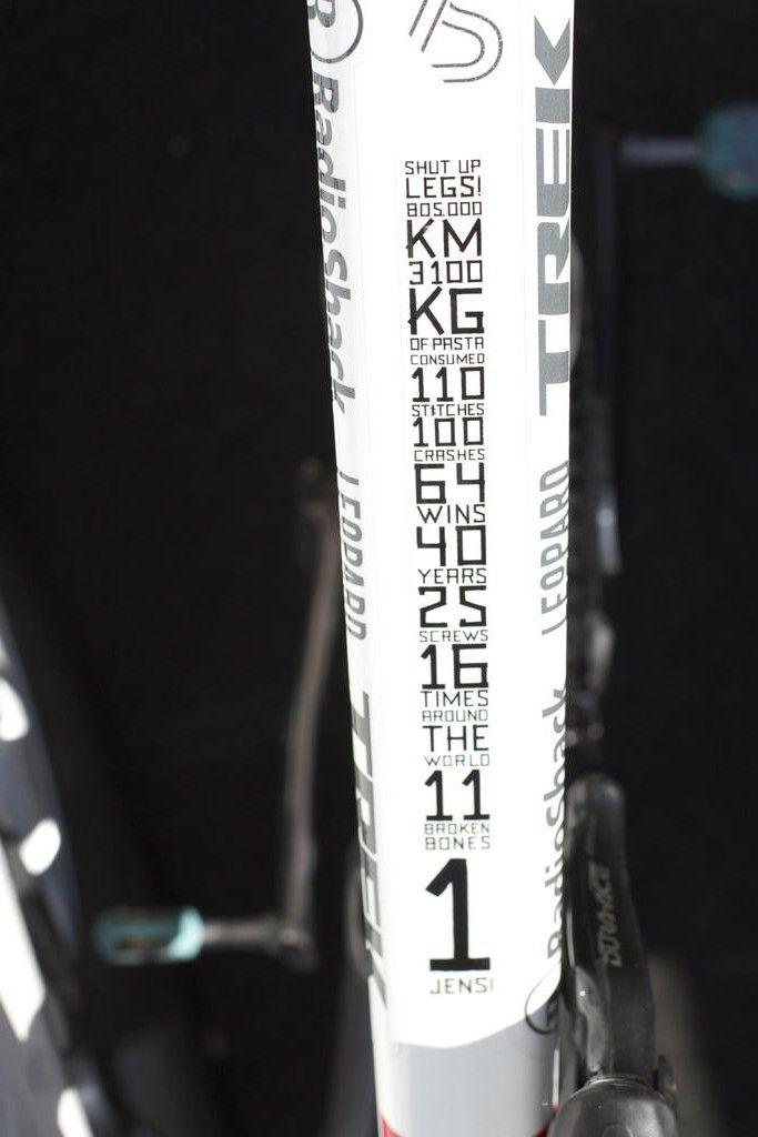 Jens Voigt's Bike - Imgur