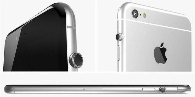 """iPhone için """"kurma halkası"""" patent hamlesi"""