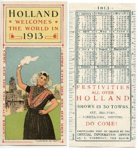 Holland 1913