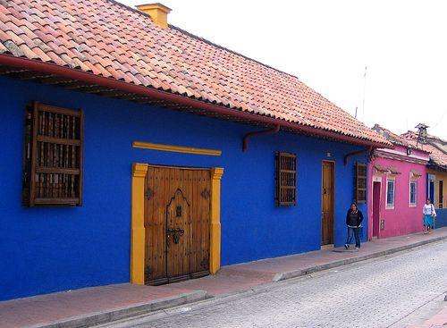 La Candelaria, Bogota-Colombia