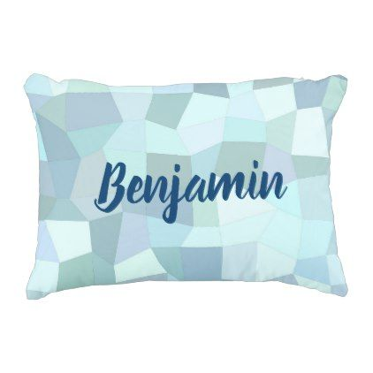 Geometric Cushion - baby gifts child new born gift idea diy cyo special unique design