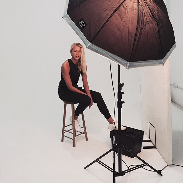 Behind the scenes with Zanna van Dijk + LNDR