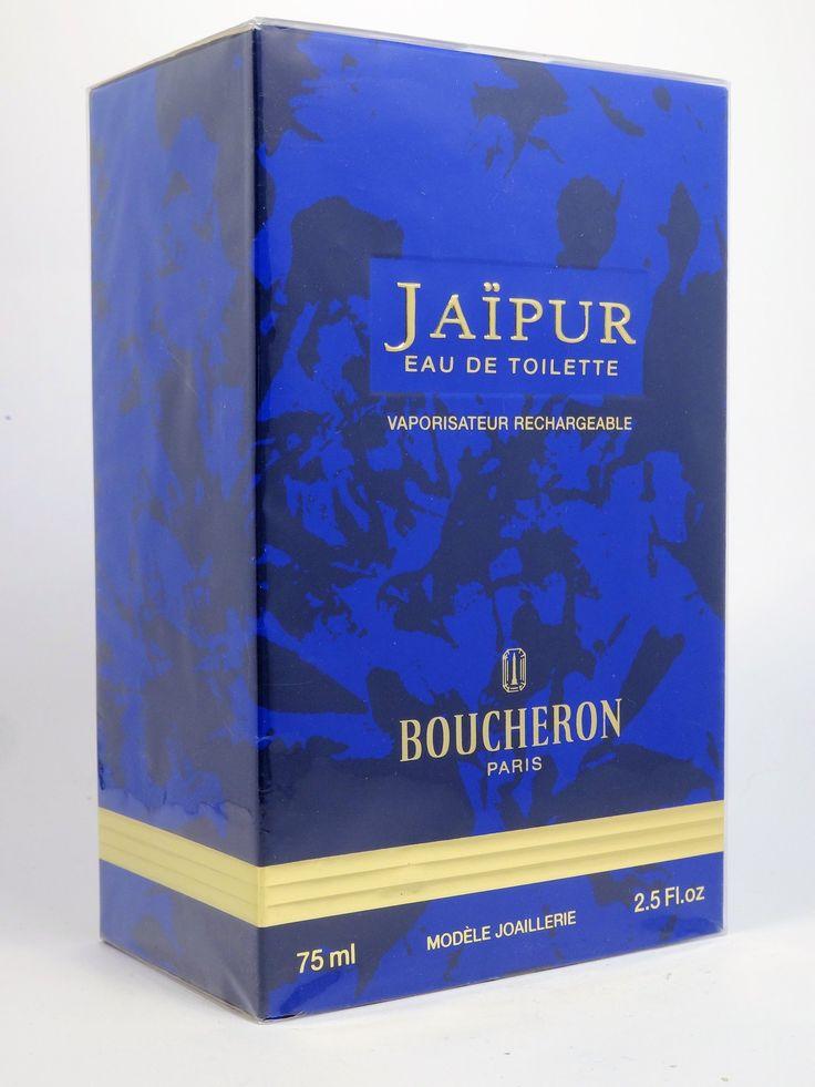 Boucheron Jaipur Jewelery Model/Modele Joaillerie EDT 75 ml 1997 – Grand Perfumery