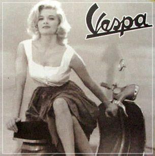 vintage  #vespa