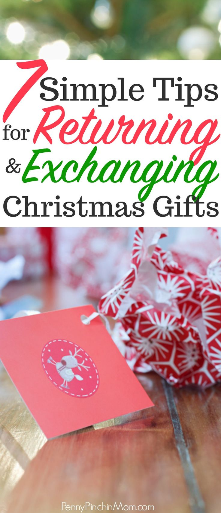 How to make returning or exchanging gifts easy this year  Christmas gifts | Gifts ideas | Gift Returns | Gift Exchange | stress free  #Gifts #Giftexchange