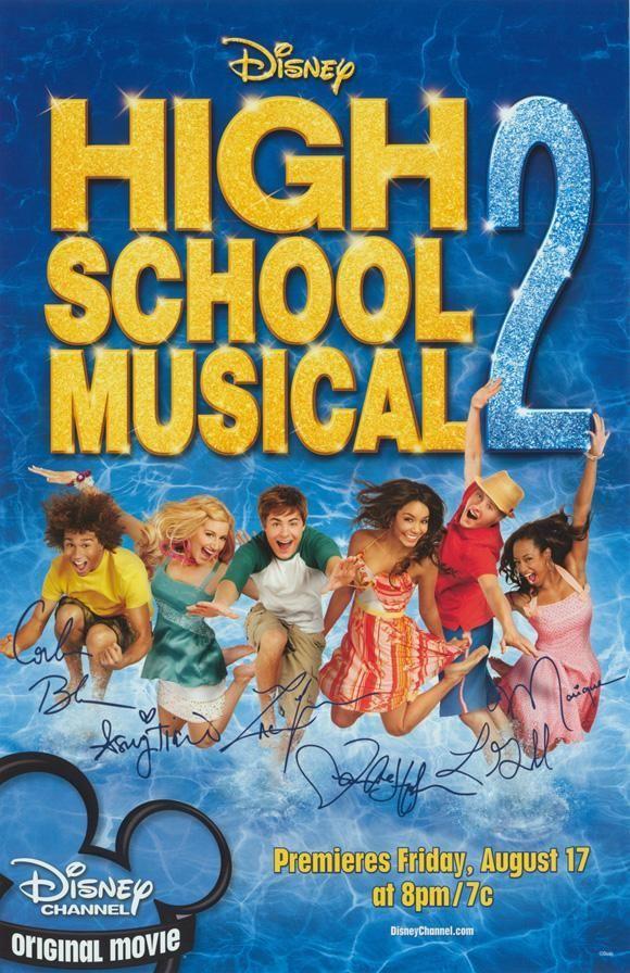 High School Musical 2 Hsm 2 Tv 2007 Filmaffinity Instituto Peliculas De Adolecentes High School Musical
