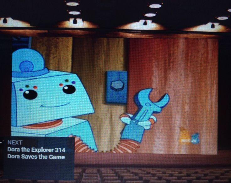 Dora the Explorer 314 Dora Saves the Game - YouTube