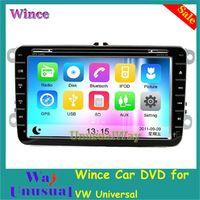 Newest Wince 6.0 Car DVD Player for AMAROK(2010-2011)SEAT LEON CUPRA(2005-2010)JETTA(2006-2011)TIGUAN(2007-11) 800*480