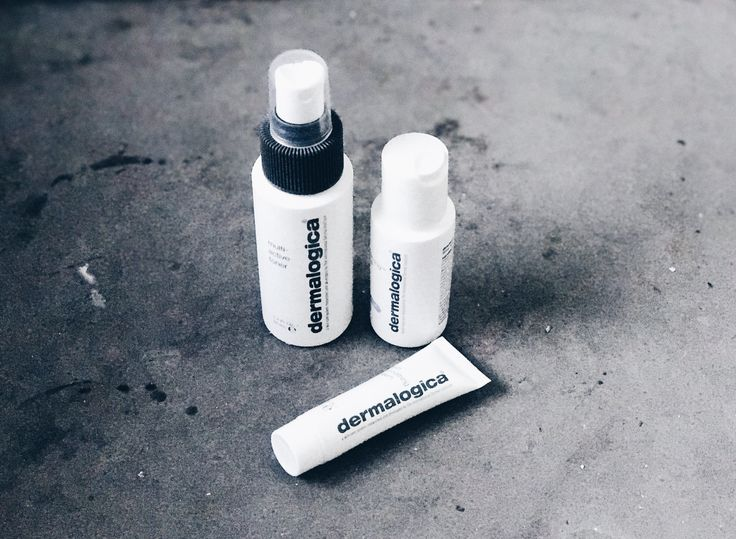 Dermalogica - skincare with carefully selected ingredients that really work