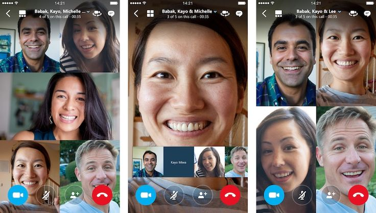 Skype Launches 25-Person Group Video Calling on iOS and Android