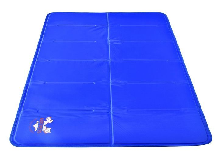 Arf Pets Pet Dog Self Cooling Mat Pad For Kennels Crates And Beds Arf Beds Cooling Crates Dog Kennels Mat Pad P Dog Mat Dog Cooling Mat Dog Bed Mat