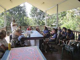 Hopevale Arts Centre Gallery, Cooktown, Cape York, yourtrails.com.au