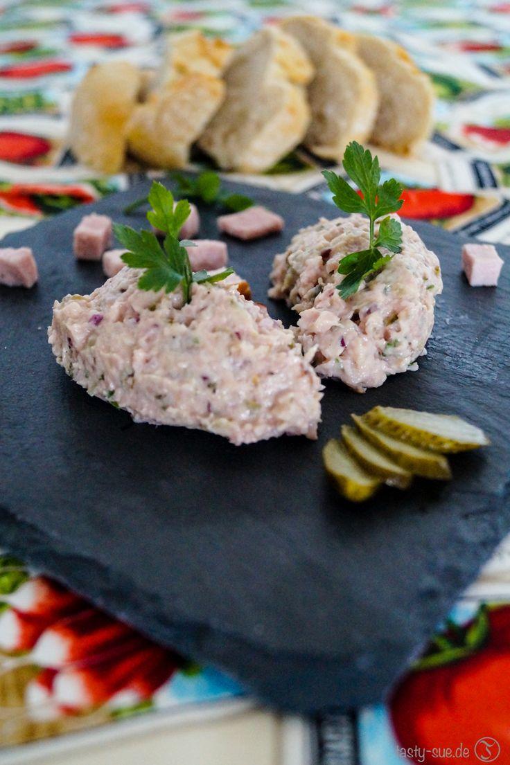 Ham Spread – Erinnerungen an eine tolle Kreuzfahrt   – Schnelle Küche