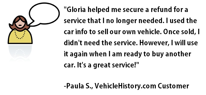 We're sending out a big thank you to Paula S. for leaving feedback on one of our customer service reps and our services!
