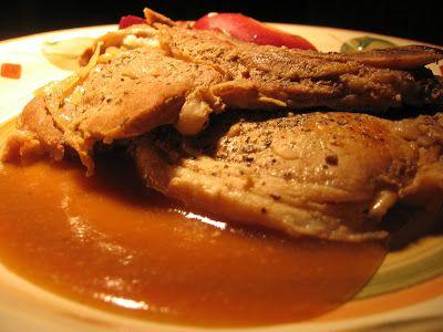 La viande était délicieuseet hyper tendre:) Côtelettes de porc à l'érable et aux pommes (mijoteuse) Ce qu'il vous faut.. 6 à 8...