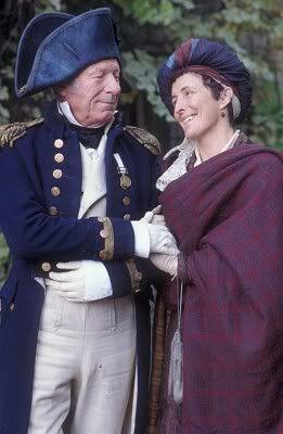 Admiral & Mrs. Croft