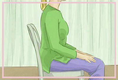 Как следить за осанкой в положении сидя? Самое важное для здоровья позвоночника – это прямая осанка, когда вы сидите, гуляете, спите или водите машину. Если у вас появились боли в спине, то для того, чтобы от них избавиться, надо в первую очередь четко осознать, в какой из перечисленных ситуаций вы сутулитесь, нанося вред вашему позвоночнику, и исправить осанку. Тема сегодняшней публикации: как держать спину прямо в положении сидя. Итак, если у вас неправильная осанка в положении сидя…