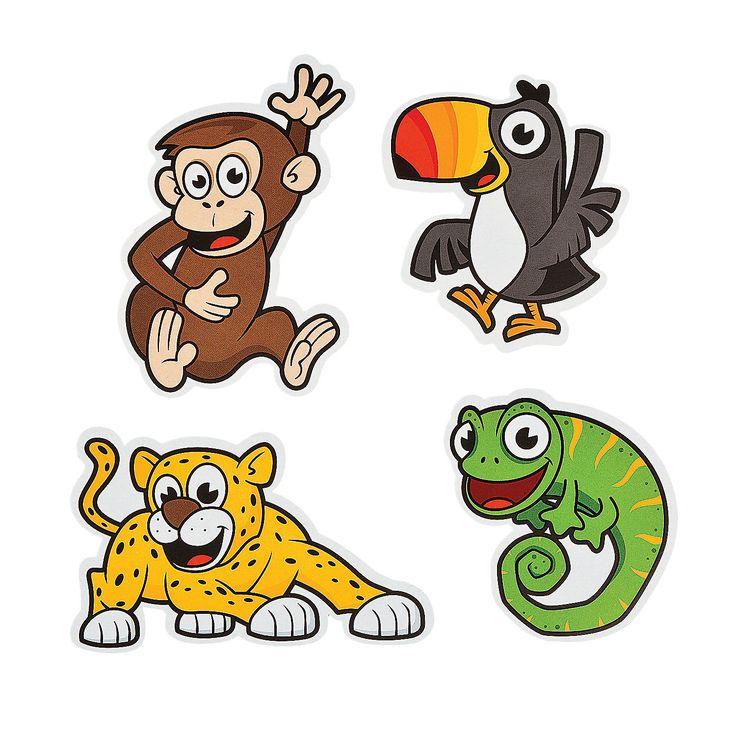 Jungle Safari Vbs: 60 Best Images About Weird Animals VBS 2014 On Pinterest