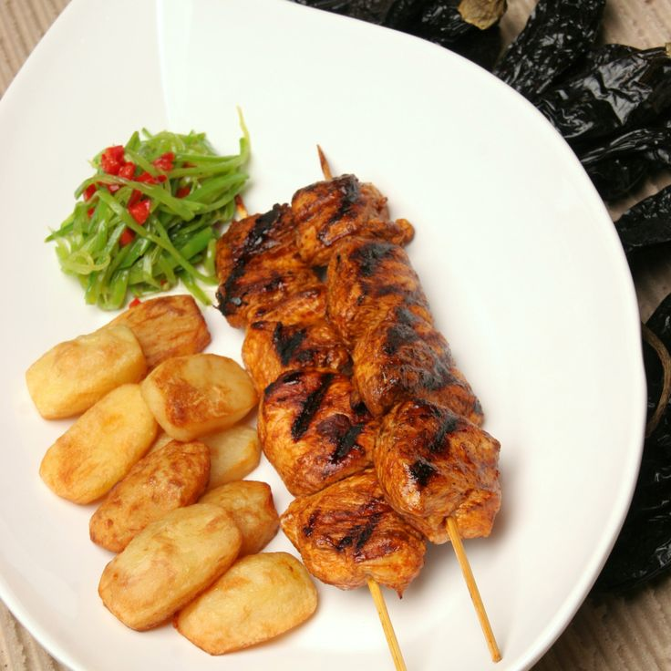 Anticuchos de Pollo | Peru Delights: The Ins & Outs of Peruvian Cooking