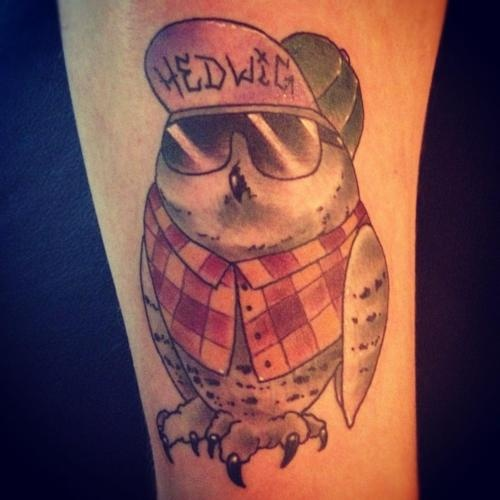 Mike Fuentes' badass H...