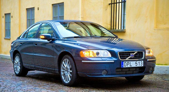 Volvo S60 D5 (2009)