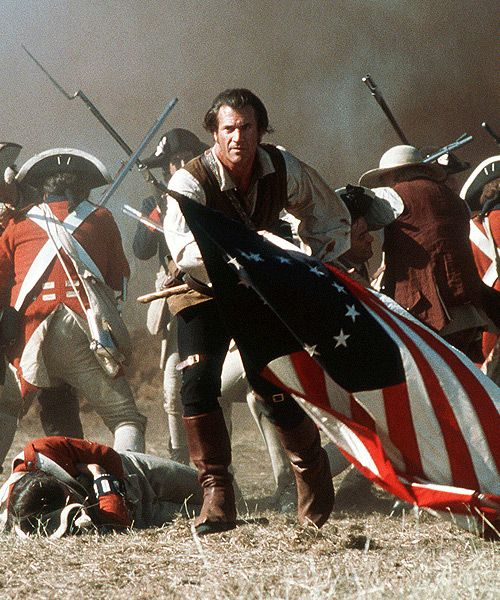 an analysis of the american revolution in the patriot the movie The american revolutionary war, also known as the american war of independence, began on the 18th of april, 1775 it started by general gage sending in 900 men to lexington, a small town outside of boston.