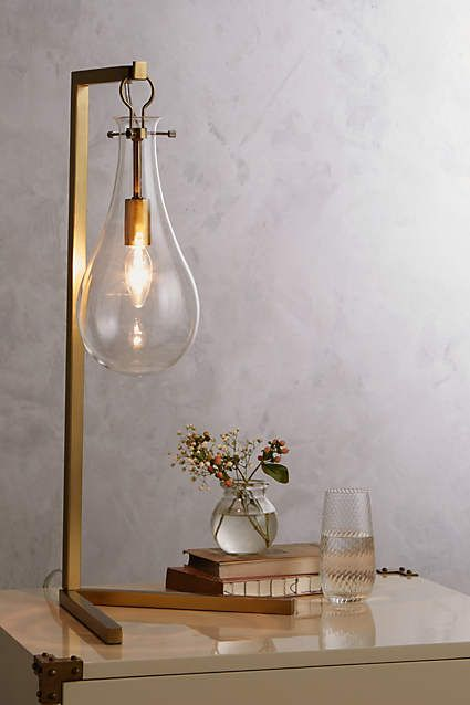 Sabine Table Lamp - anthropologie.com