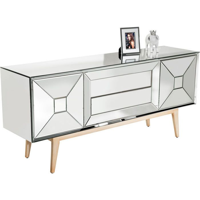 Sideboard Heaven Earth 2Doors 2Drw   KARE Design