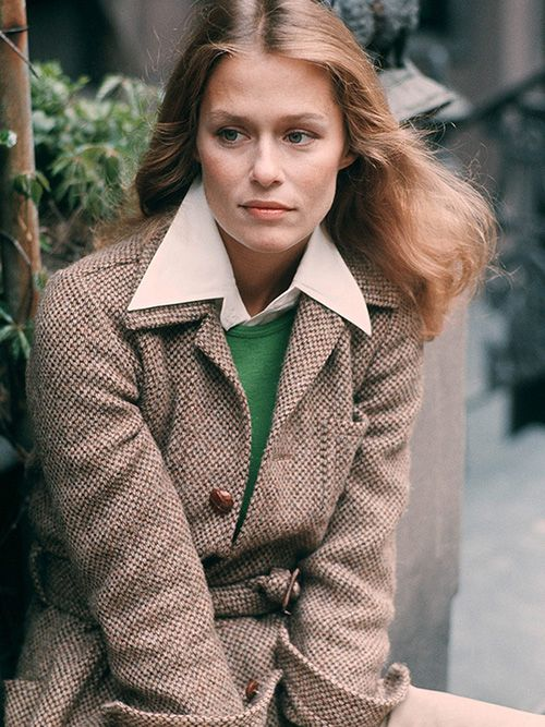 Icons of Style: Lauren Hutton