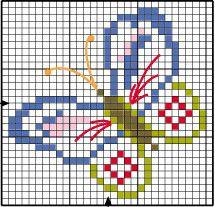 Farfallina - Little Butterfly