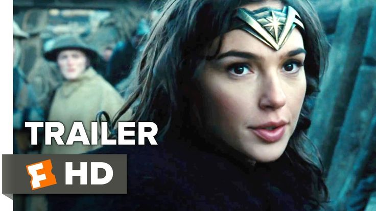 "Wonder Woman Official Trailer 2 (2017)  So what did you think of the newest ""Wonder Woman"" trailer? Me?  Personally, I think it looks fucking Awesome, so far, ... I just hope they don't 'batman v superman' it, if you get my meaning."