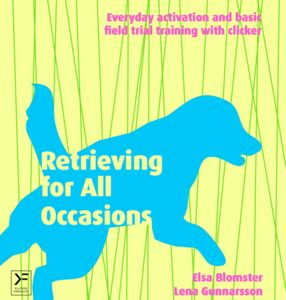 Revolutionary new book on gun dog training with clicker