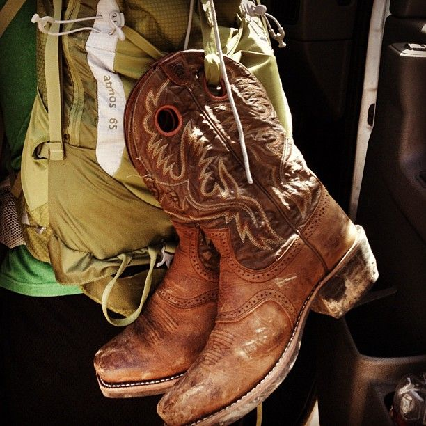 COUNTRY BOOTS -