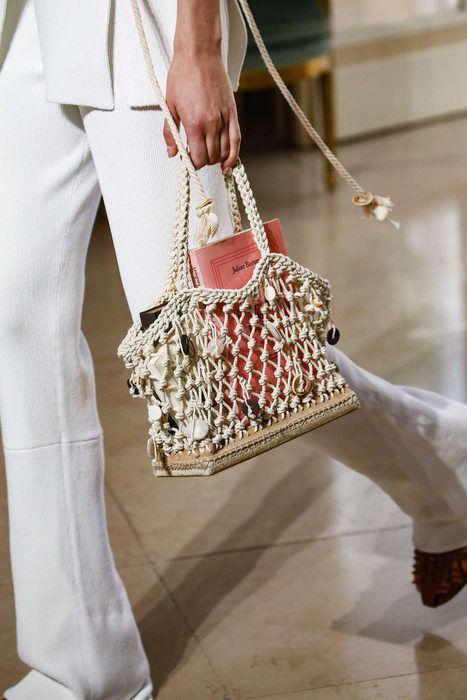 Altuzarra Primaveraestate 2019 Parigi Womenswear Borse 2019