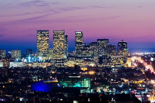 los ángeles....I am totally in love with this city...not to raise our sweet baby boy but still I love this place...